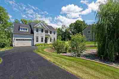 Clifton Park Single Family Home For Sale: 2 Shelbourne Dr