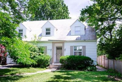 Niskayuna Single Family Home Price Change: 1110 Millington Rd