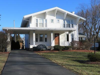 Albany Single Family Home For Sale: 495 New Scotland Av
