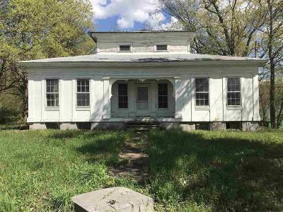 Hartford Single Family Home For Sale: 20 Hartford Main St