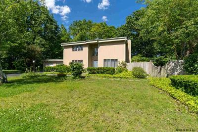 Menands Single Family Home For Sale: 21 Momrow Ter