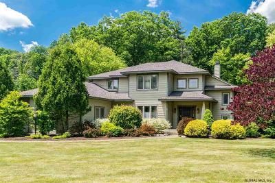 Albany County Single Family Home For Sale: 67 Western Av