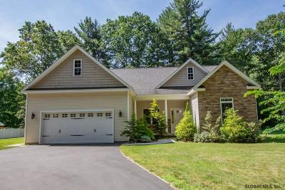 Clifton Park Single Family Home For Sale: 312 Vischer Ferry Rd