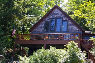 Single Family Home For Sale: 3582 Echo Bay Ln