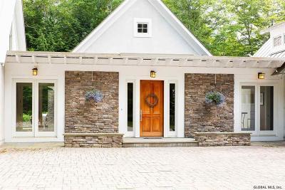 Saratoga County Single Family Home For Sale: 516 Locust Grove Rd
