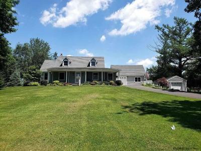 Bethlehem Single Family Home For Sale: 426 Wemple Rd