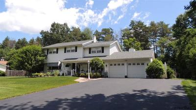 Glens Falls Single Family Home For Sale: 9 Windy Hill Rd