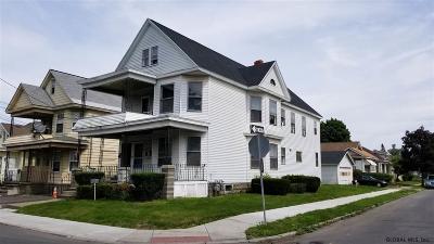 Schenectady Multi Family Home For Sale: 326-328 Michigan Av