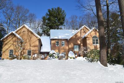 Guilderland Single Family Home For Sale: 420 Ridgehill Rd