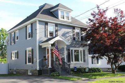 Gloversville Single Family Home Active-Under Contract: 38 North Blvd
