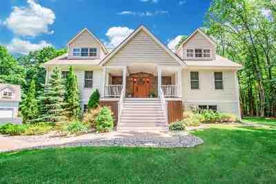 Saratoga County Single Family Home For Sale: 2 Elks La