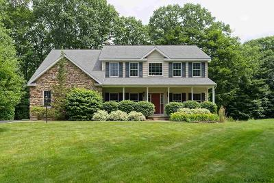 Clifton Park Single Family Home For Sale: 79a Southbury Rd