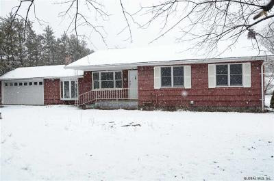 Copake Single Family Home For Sale: 66 County Route 27