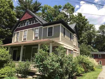 Saratoga County Single Family Home For Sale: 92 Ludlow St
