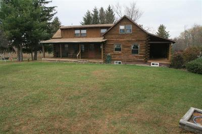 North Greenbush Single Family Home For Sale: 33 Geiser Rd
