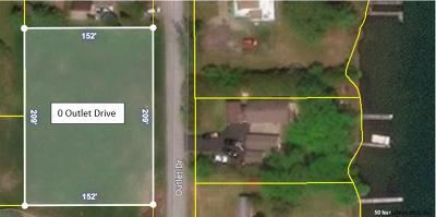 Residential Lots & Land For Sale: Outlet Dr