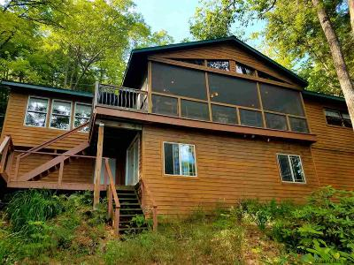 Schroon Single Family Home For Sale: 255 Shore Rd