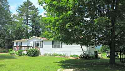 Lake Luzerne Single Family Home For Sale: 663 River Rd