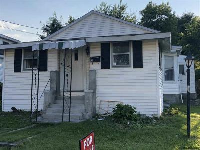 Colonie Single Family Home Price Change: 3 Taft Av