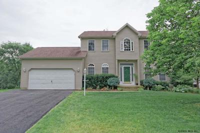 Albany County, Saratoga County, Schenectady County, Warren County, Washington County Single Family Home For Sale: 25 Briar Ridge