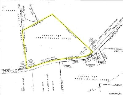 Fort Plain Residential Lots & Land For Sale: Parcel C Rouse Rd