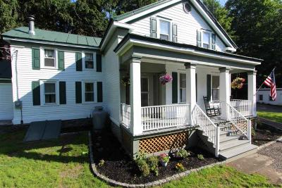 Claverack Single Family Home For Sale: 663 Route 217