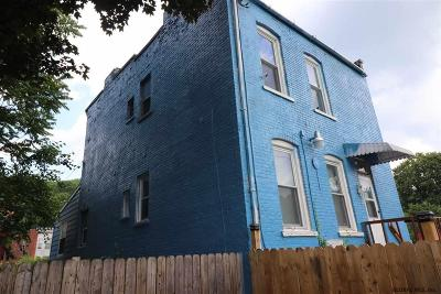 Troy Single Family Home For Sale: 153 Hill St