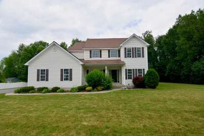 Clifton Park Single Family Home Active-Under Contract: 86 Blue Jay Way