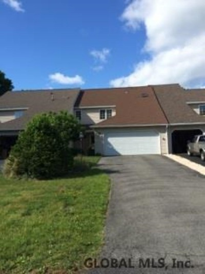 Niskayuna Single Family Home For Sale: 45 Carrie Ct