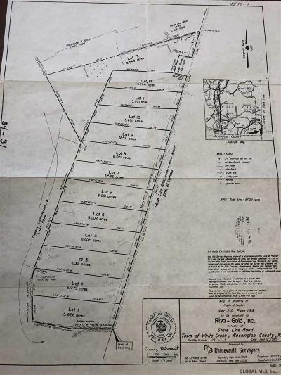 Washington County Residential Lots & Land For Sale: 185 State Line Rd