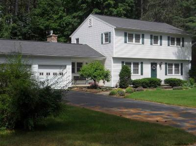 Queensbury Single Family Home For Sale: 21 Moorwood Dr