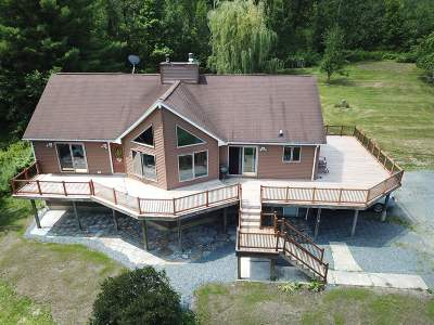 Rensselaer County Single Family Home For Sale: 47 Canfield Rd