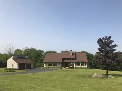 Guilderland Single Family Home For Sale: 1128 Leesome La