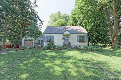 North Greenbush Single Family Home For Sale: 4 Hidley Rd Ext