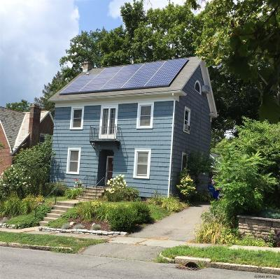 Albany Single Family Home For Sale: 6 Croswell St