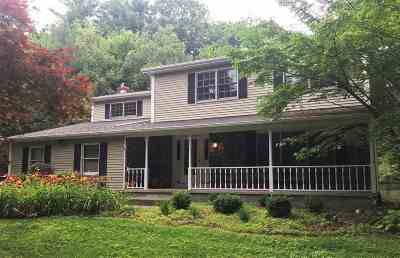 Clifton Park Single Family Home For Sale: 57 Sonat Rd