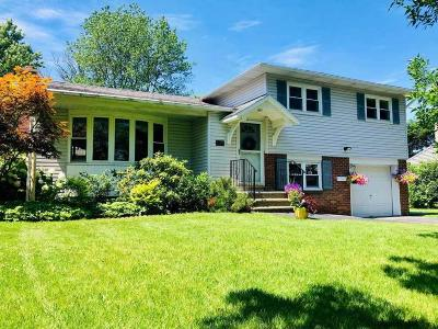 Niskayuna Single Family Home For Sale: 2179 Webster Dr