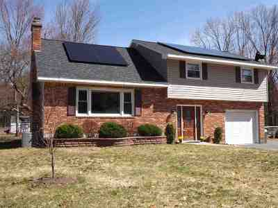 Saratoga County Single Family Home For Sale: 145 Juniper Dr