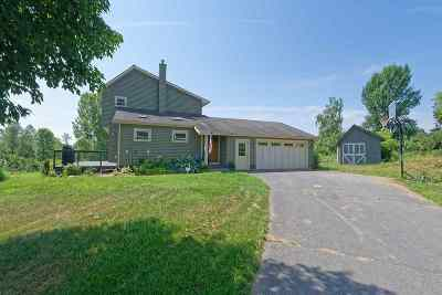 Saratoga County Single Family Home For Sale: 152 Haas Rd