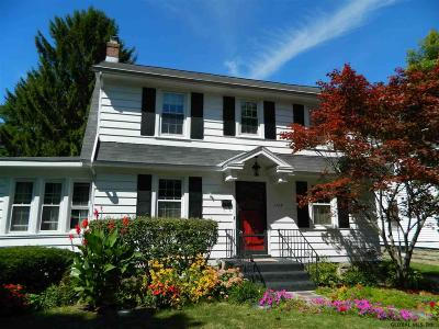 Niskayuna Single Family Home Active-Under Contract: 1125 Highland Park Rd