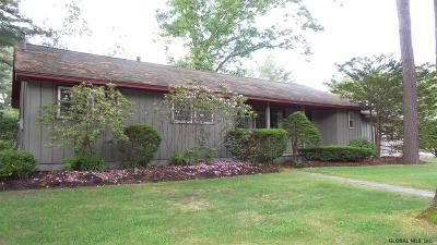 Queensbury Single Family Home Active-Under Contract: 12 Morgan Dr