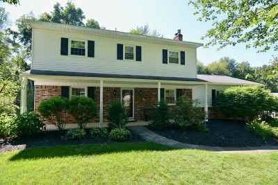 Clifton Park Single Family Home For Sale: 72 Appletree La