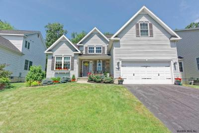 Saratoga County Single Family Home For Sale: 32 Sycamore St