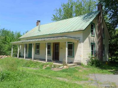 Single Family Home Pending: 1400 State Route 43