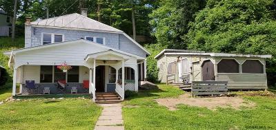 Saratoga County Single Family Home For Sale: 29 Hamilton Av