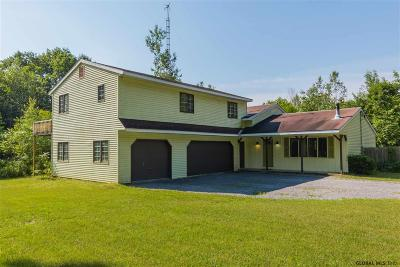 Gloversville, Johnstown Single Family Home For Sale: 169 McGregor Rd