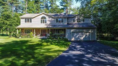 Saratoga County Single Family Home For Sale: 18 Anyhow La
