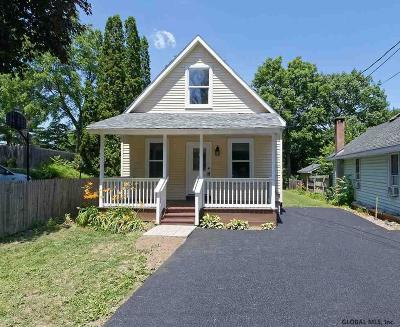 Niskayuna Single Family Home For Sale: 41 East St