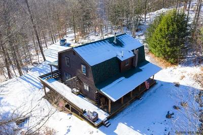 Lake Luzerne Single Family Home For Sale: 26 Smith Mountain Rd