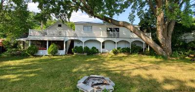 Lake Luzerne Single Family Home For Sale: 11 Bay Rd